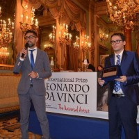 Premio II International Prize Leonardo Da Vinci. The Universal Artist
